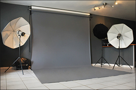 Studio photo professionnel à Lyon